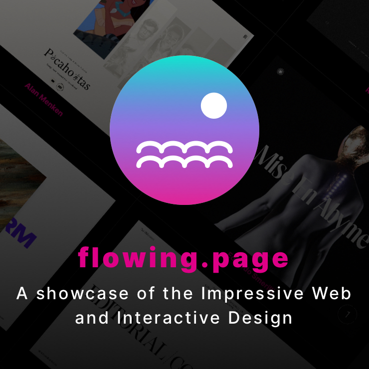 pages.ooo - A showcase of the Impressive Web and Interactive Design